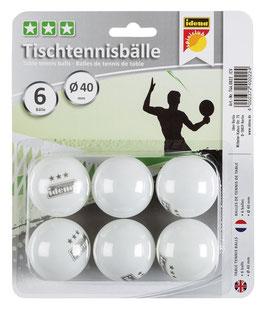 Tischtennis-Bälle 3 Sterne