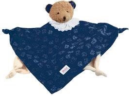 Schmusetuch - Bär