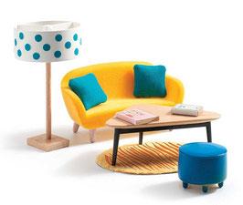 The Orange Living Room - Wohnzimmer