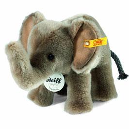 Trampili Elefant 18cm grau