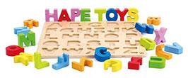 Buchstaben Puzzle Alphabet Puzzle
