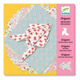 Papierpastell Origami