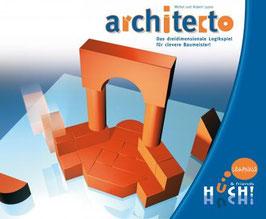 Architecto - dreidimensionales Solitär- Logikspiel