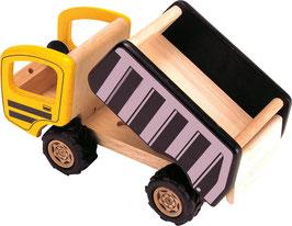 Kipp-Laster aus Holz