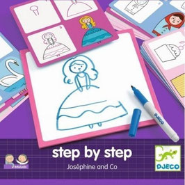 Step-by-Step Malen -  Josephine-und-Co.