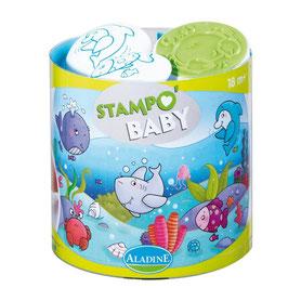Stempel - Stampo Baby Meerestiere
