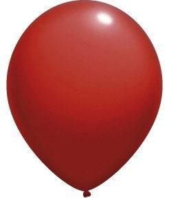10 Ballons Rot