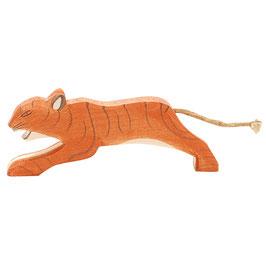 Tiger - springend