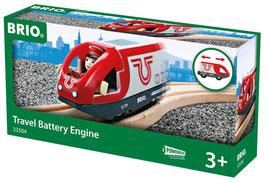 Triebwagen Batterielok