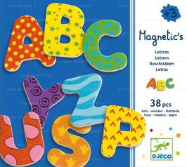 Magnete - 38 Verrückte Buchstaben