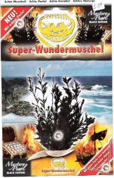Super Wunder-Muschel mit echter Perle