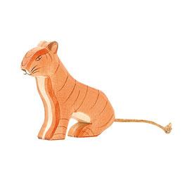 Tiger - sitzend