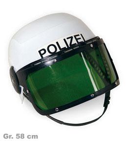 Polizeihelm - Visier