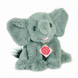 Elefant sitzend 22cm