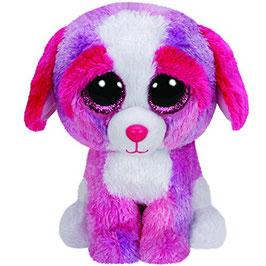 Sherbet farbiger Hund  15cm
