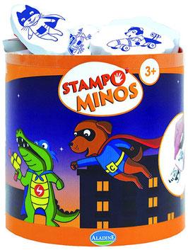 Stampo Minos - Superhelden