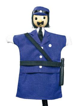 Handpuppe - Polizist