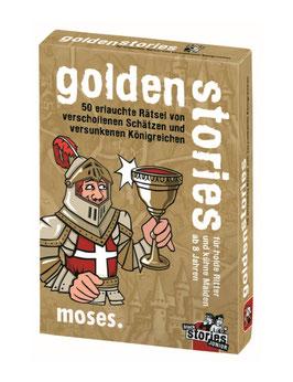 golden Stories junior -  von verschollenen Schätzen und versunkenen Königreichen