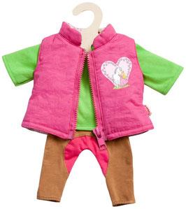 Reiteroutfit für Puppe gr. 35-45