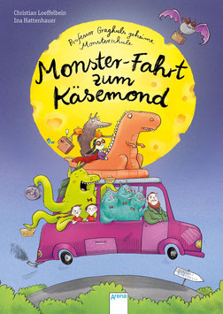 Monster Fahrt zum Käsemond