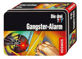 Die drei ??? -  Gangsteralarm Dose