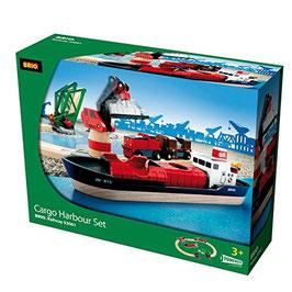 Container Hafen Set