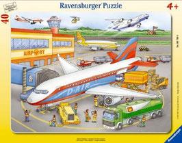 Kleiner Flugplatz - 40 Teile