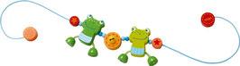 Kinderwagenkette Frosch Freunde