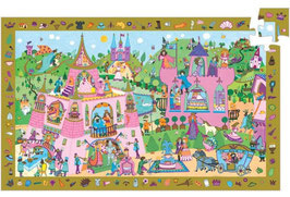 Puzzle Observation - Prinzessin