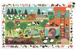 Puzzle Bauernhof - 35 Teile