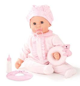 Cookie 48cm rosa - Funktion 7-teilig - Schmatzt und weint