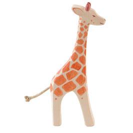 Giraffe - groß stehend