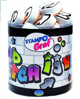 Stampo - Alphabet Graffiti
