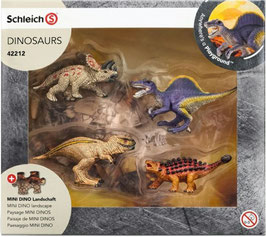 Mini Dinosaurier Set 1