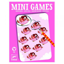Gleiche Bilder von Alice - Mini Logik Spiel