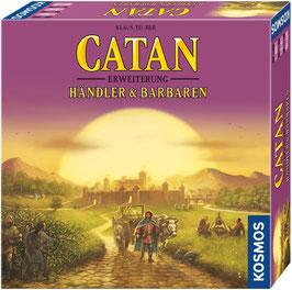 Die Siedler von Catan Händler und Barbaren - Erweiterung