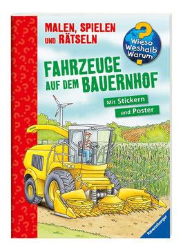 WWW - Fahrzeuge auf dem Bauernhof
