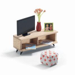 The TV room - Fernsehzimmer