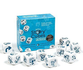 Story Cubes - Rory's Actions / Täten