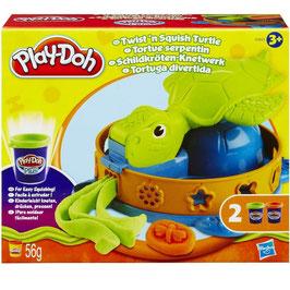 Play Doh - Schildkröten Knetwerkset