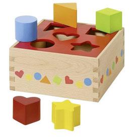 Sortierbox, Steckspiel