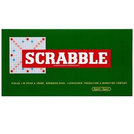 Scrabble Orginal Jubiläumsausgabe mit Holzbuchstaben