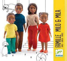 The Family of Milo & Lila
