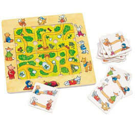 Puzzle Spiel 9-teilig