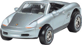 Porsche Boxter silber