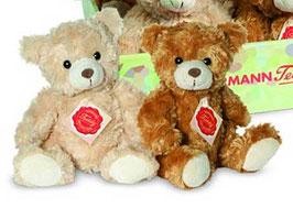 Teddys - 20 cm  -  braun oder beige