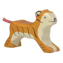 Tiger - klein,  laufend