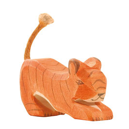 Tiger - klein laufend