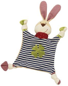Schnuffeltuch Hase - Organic