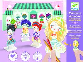 Zauber Plastik: Mädchenfiguren  At Lily´s